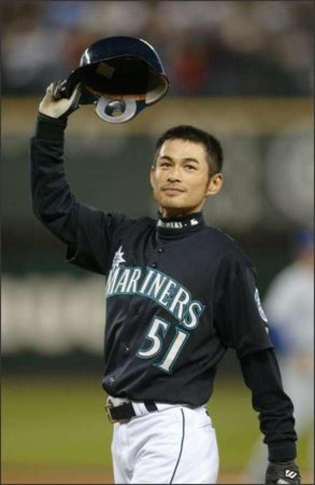 Ichiro Suzuki 6