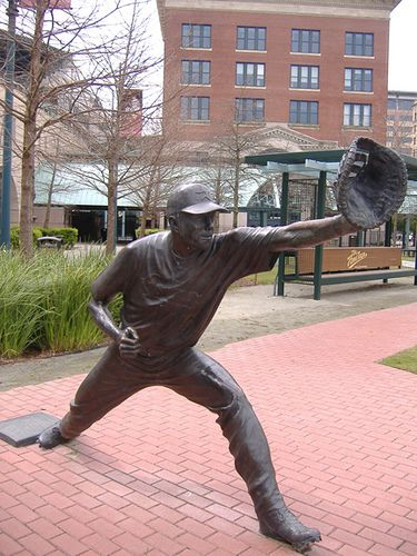 Jeff Bagwell Statue