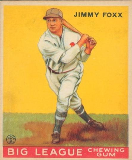 Jimmie Foxx 12