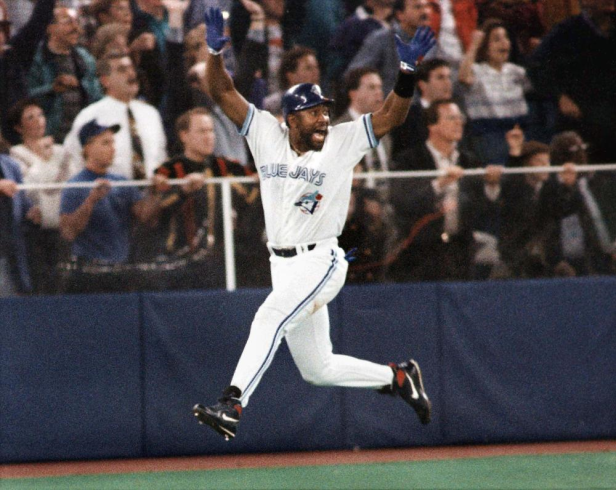 Joe Carter - Home Run