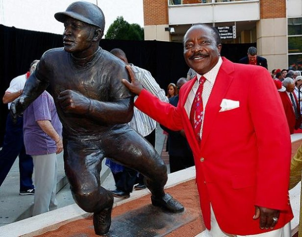 Joe Morgan Statue