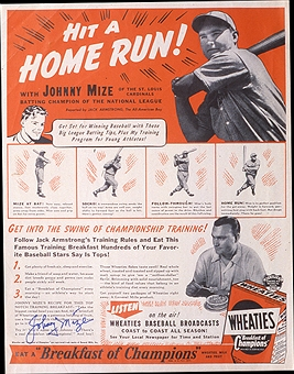 Johnny Mize 6
