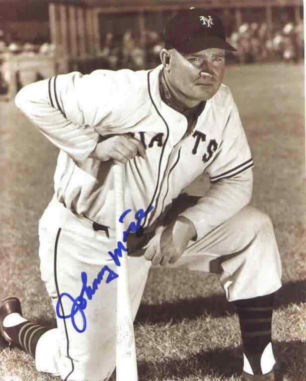 Johnny Mize 8
