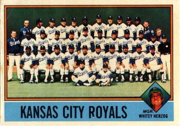 Kansas City Royals 1976