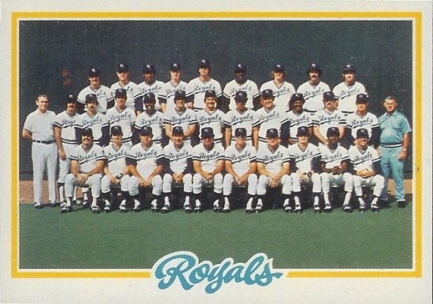 Kansas City Royals 1978