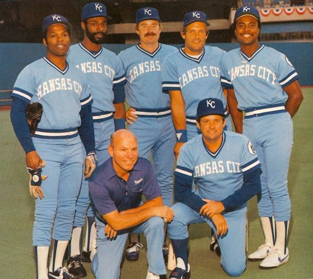 Kansas City Royals 1981