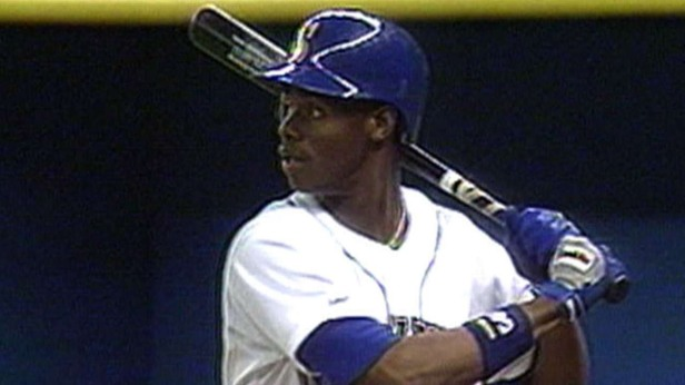 Ken Griffey Jr. 1st HR