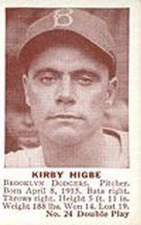 Kirby Higbe 2