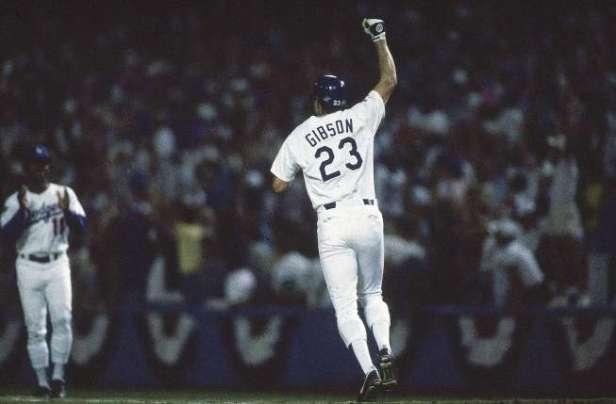 Kirk Gibson - Home Run