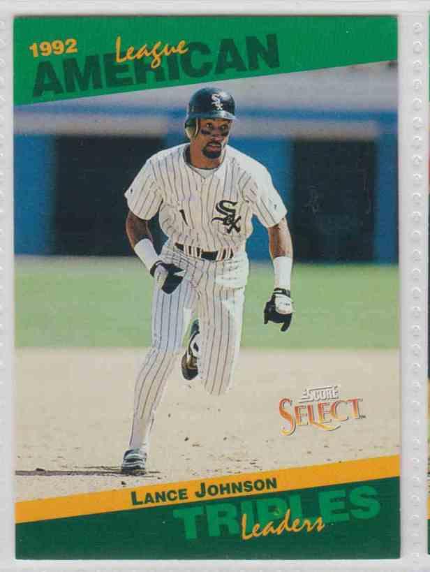 Lance Johnson 3