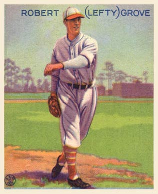 Lefty Grove 15
