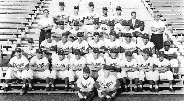 Los Angeles Dodgers 1959