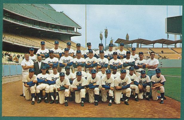 Los Angeles Dodgers 1963