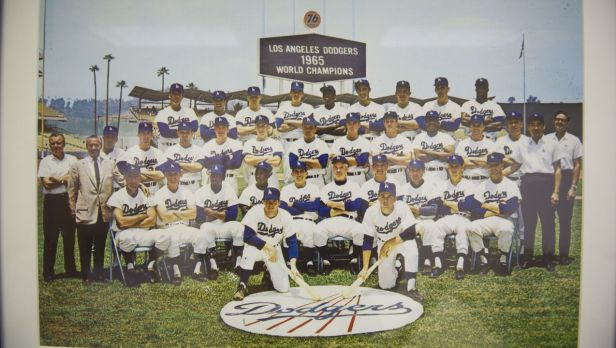 Los Angeles Dodgers 1965