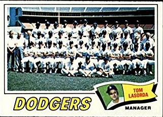 Los Angeles Dodgers 1977