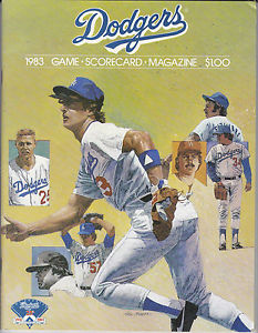 Los Angeles Dodgers 1983
