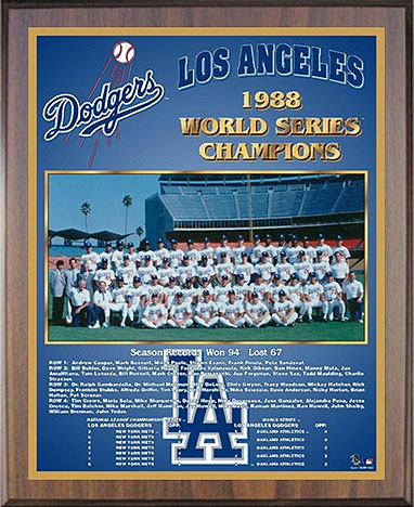 Los Angeles Dodgers 1988