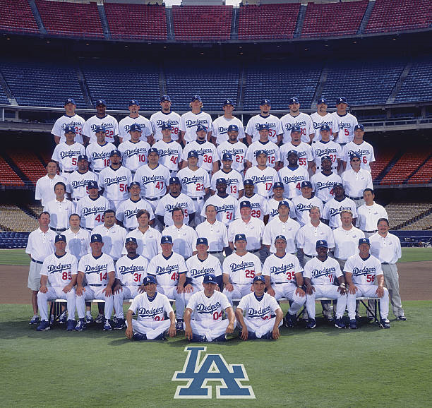Los Angeles Dodgers 2004