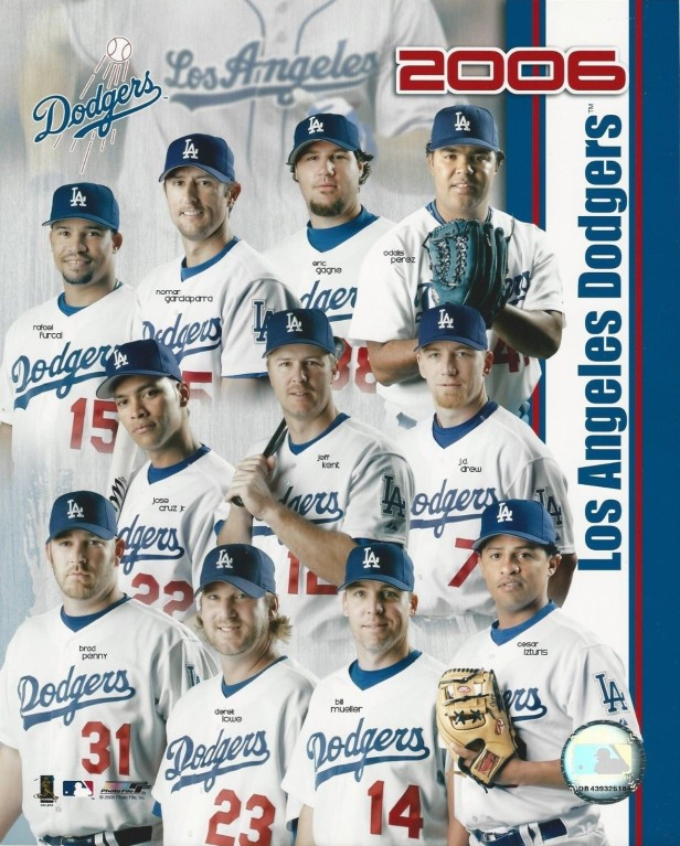 Los Angeles Dodgers 2006