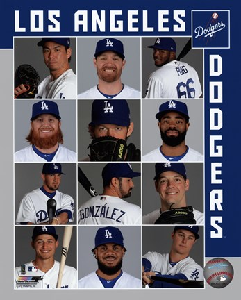 Los Angeles Dodgers 2017 (2)