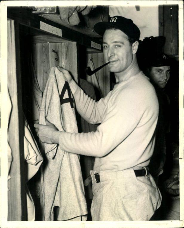 Lou Gehrig 10
