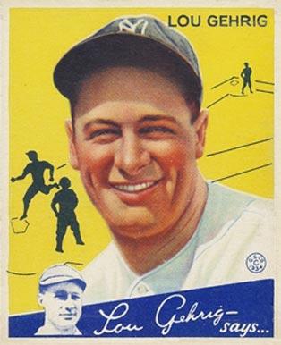 Lou Gehrig 12