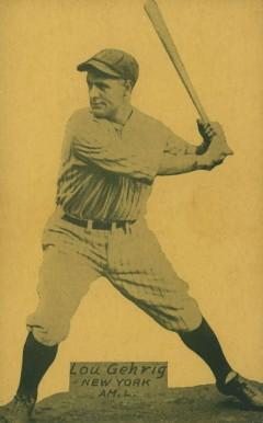 Lou Gehrig 13