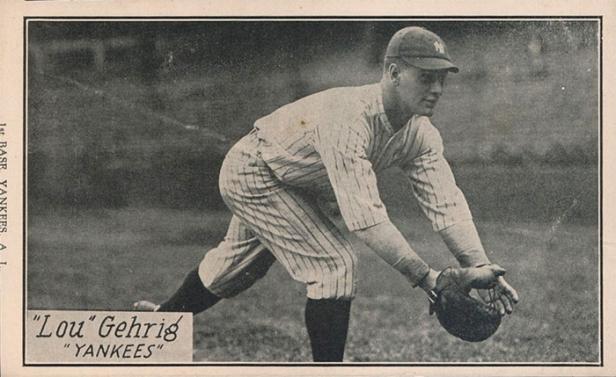 Lou Gehrig 14