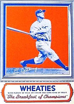 Lou Gehrig 7