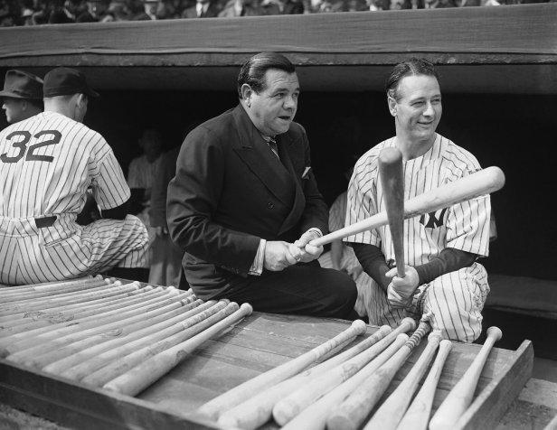 Lou Gehrig 8