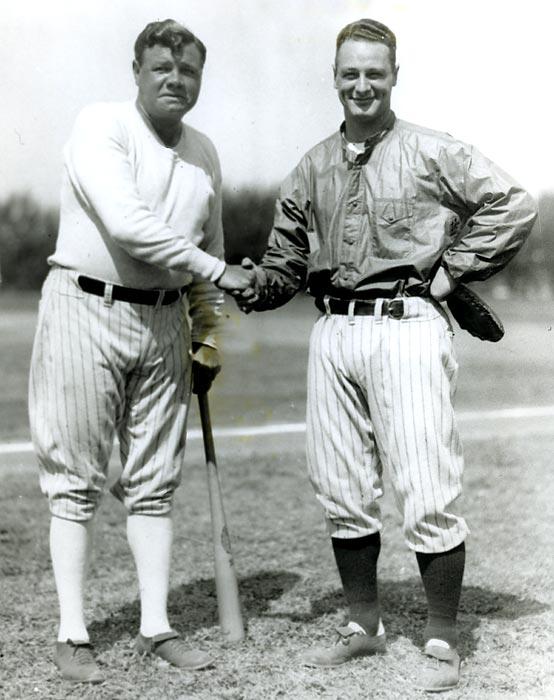 Lou Gehrig 9