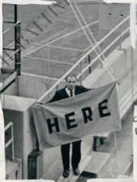 Memorial Stadium Flag 1