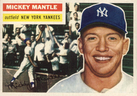 Mickey Mantle 10
