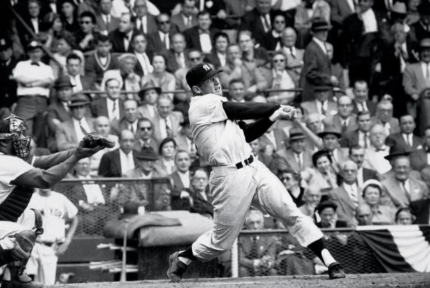 Mickey Mantle 8