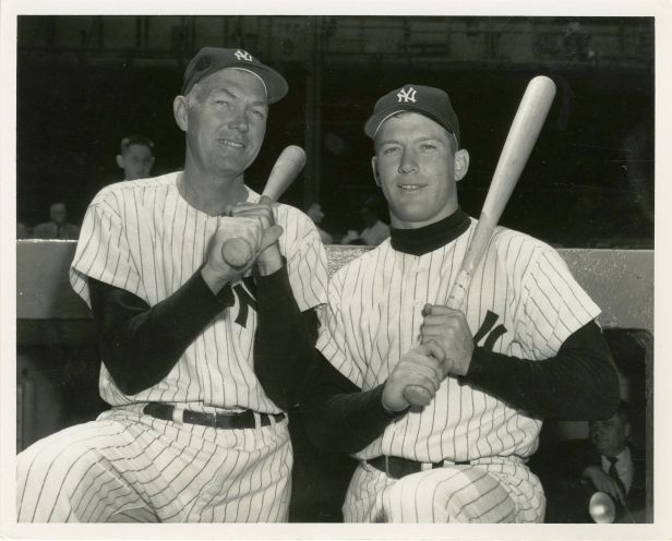 Mickey Mantle 9