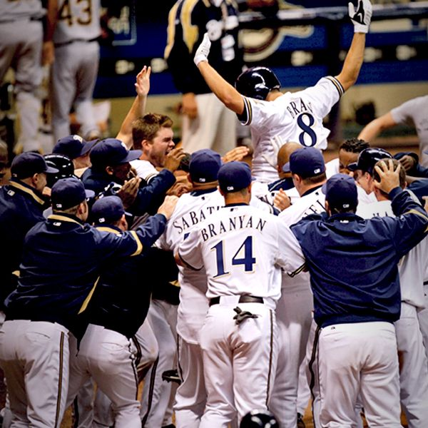Milwaukee Brewers 2008