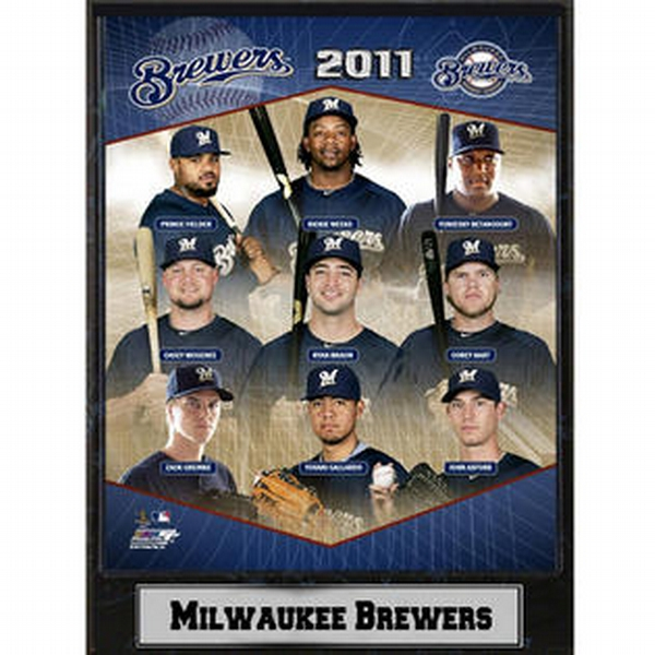 Milwaukee Brewers 2011