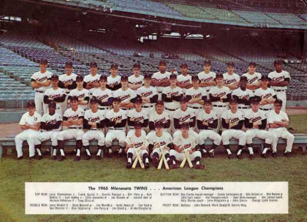 Minnesota Twins 1965