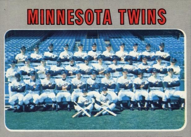 Minnesota Twins 1970