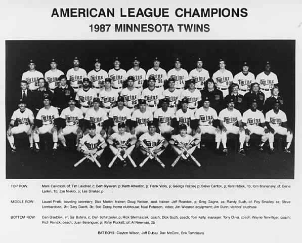 Minnesota Twins 1987