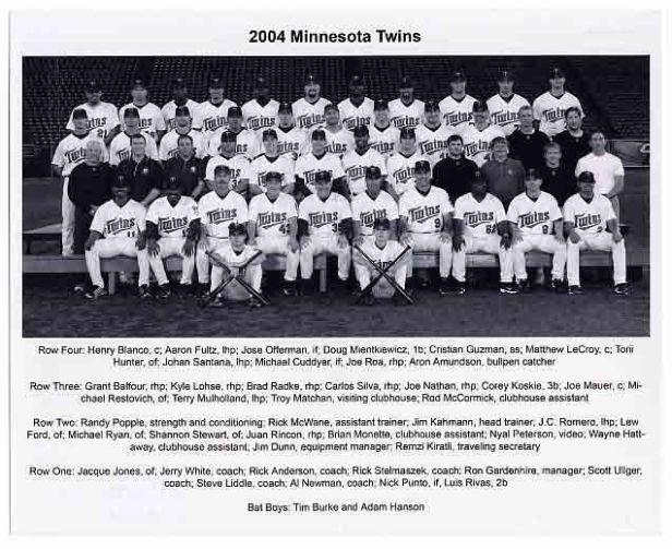 Minnesota Twins 2004