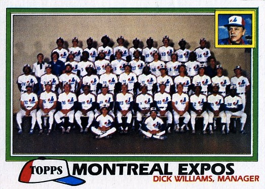 Montreal Expos 1981