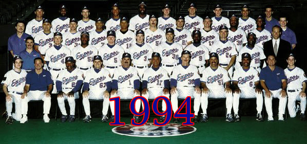 Montreal Expos 1994