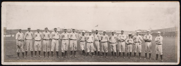 New York Giants 1905