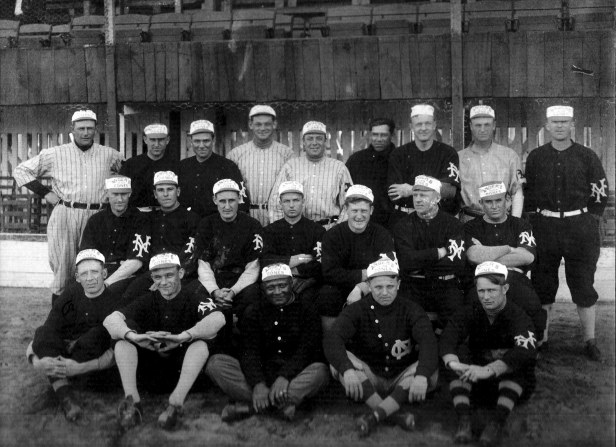 New York Giants 1911