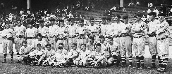 New York Giants 1912