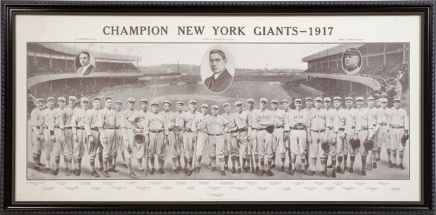 New York Giants 1917