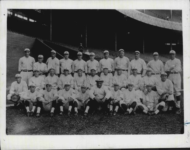 New York Giants 1921