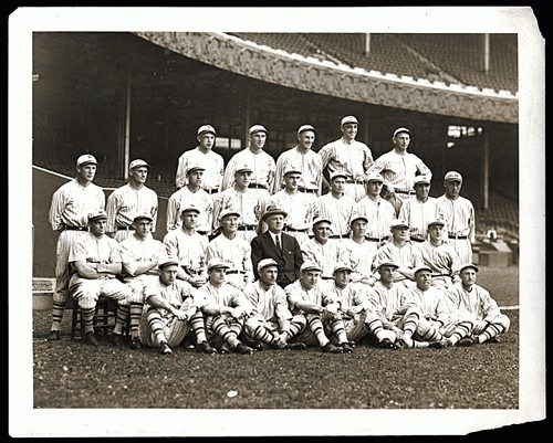 New York Giants 1922