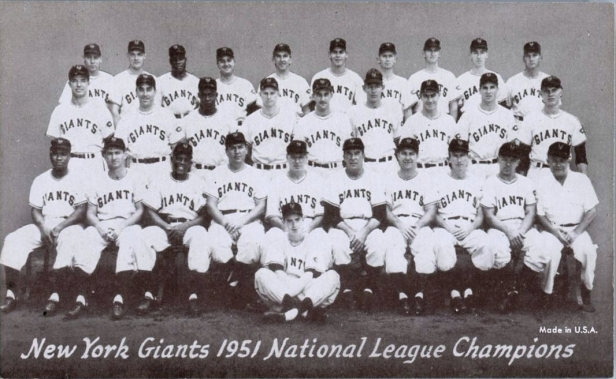New York Giants 1951